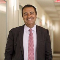 Memorial Sloan Kettering medical oncologist and Lymphoma Service Chief Anas Younes