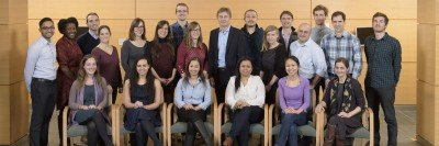 The van den Brink Lab
